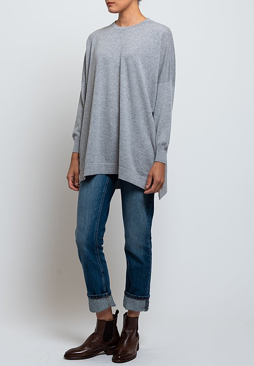 Hania New York Marley Sweater in Brume