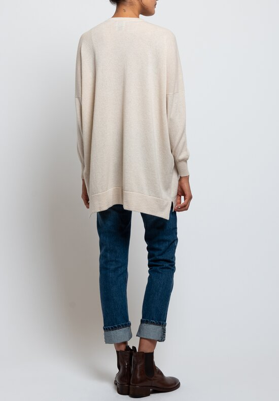 Hania New York Marley Sweater in Canvas