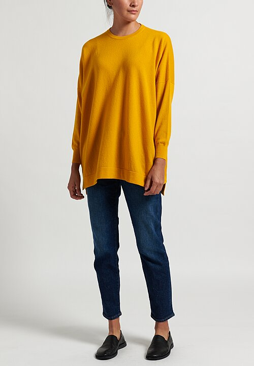 Hania New York Marley Sweater in Yellow