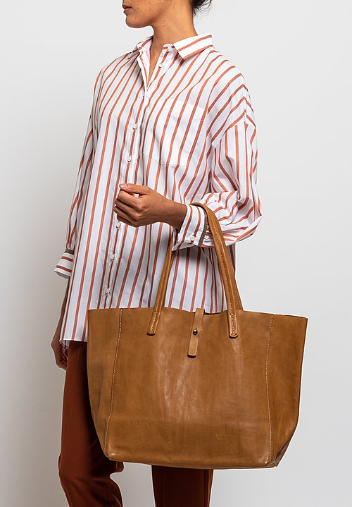Massimo Palomba Aretha Tibet Bag in Camel