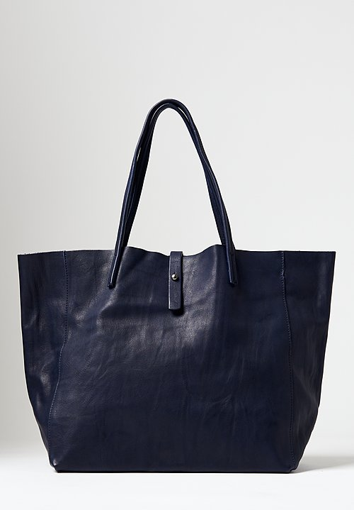 Massimo Palomba Aretha Tibet Bag in Navy