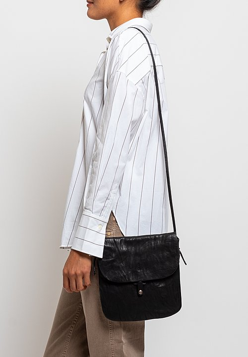 Massimo Palomba Patti Tibet Bag in Black