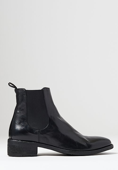 Officine Creative Seline 5 Ignis T Boot in Nero