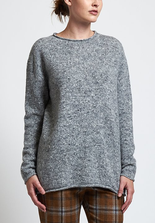 Agnona Sweater in Grey