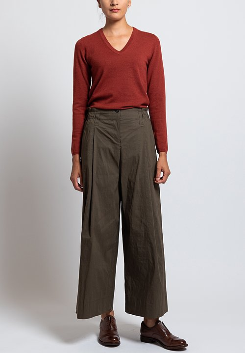 Peter O. Mahler Culottes in Candy