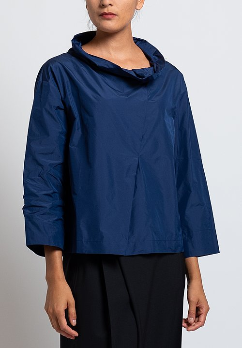 Peter O. Mahler Crash Top in Blue