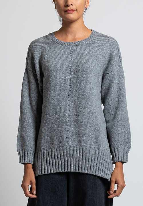 OSKA Tjele Sweater in Grey