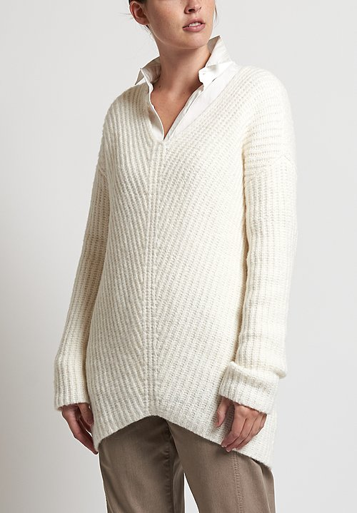 Annette Gortz Blao Sweater in Bone