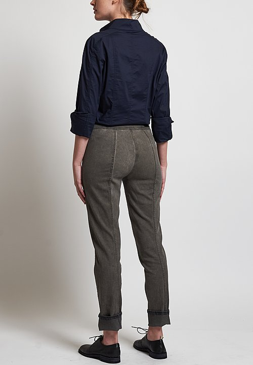 Annette Gortz Ben Pants in Dark Taupe