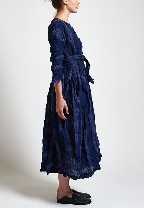 Daniela Gregis Operaio Andre Dress in Blue