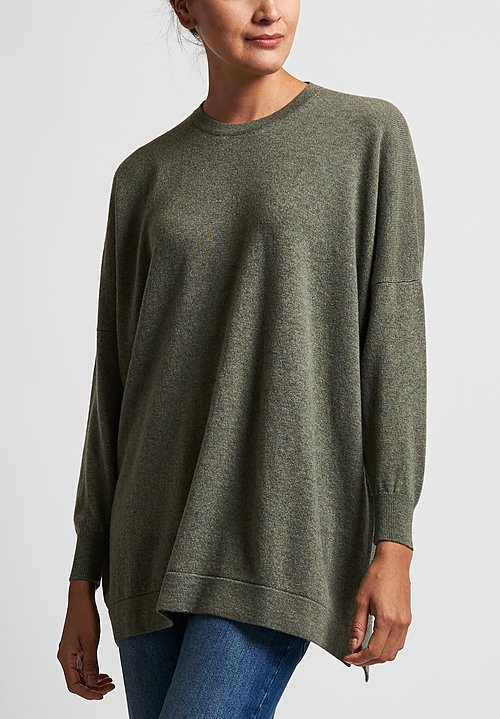Hania New York Marley Sweater in Moss