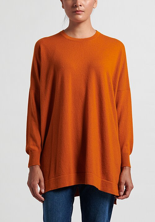 Hania New York Marley Sweater in Orange