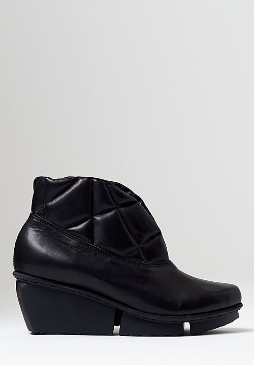 Trippen Pad Shoe in Black