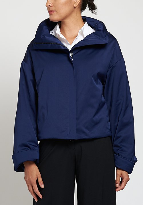 Peter O. Mahler Rainwear Jacket in Blue