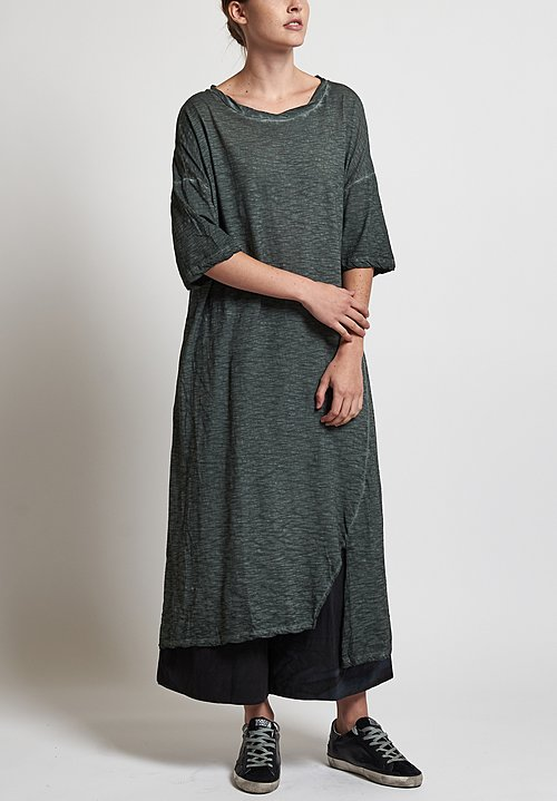 Gilda Midani Super Dress in Dark Green