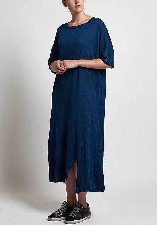 Gilda Midani Super Dress in Dark Deep Blue