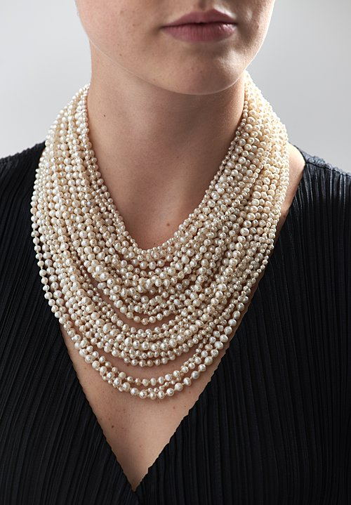 Monies UNIQUE Freshwater Pearl Necklace