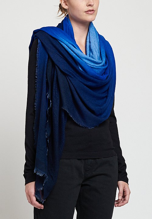 Faliero Sarti Jador Scarf in Midnight