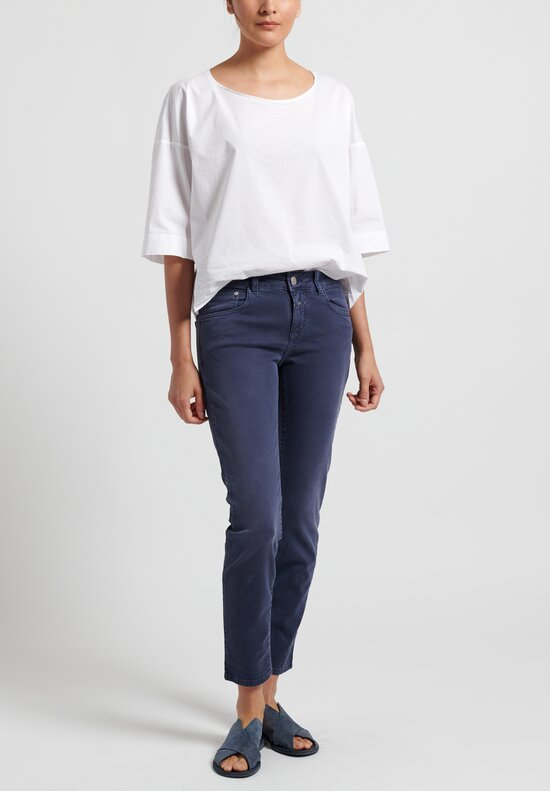 Closed Baker Cropped Narrow Jeans in Dark Night