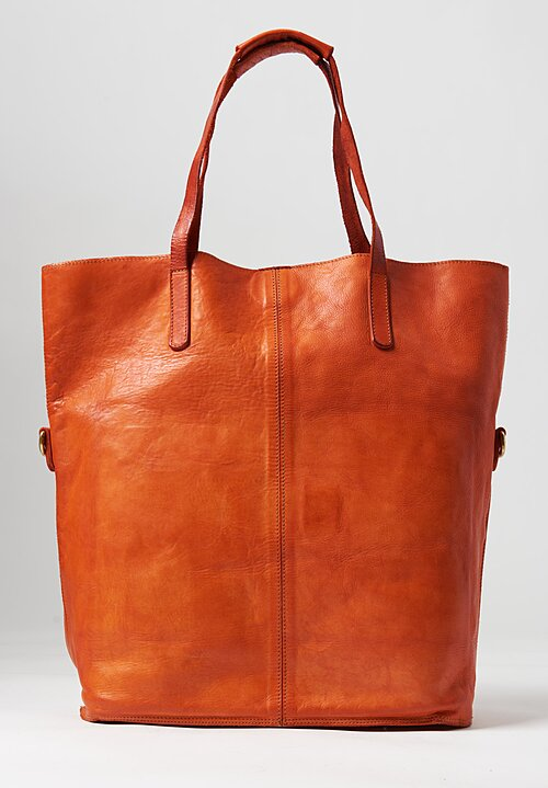 Campomaggi Large Shopping Tote in Baked