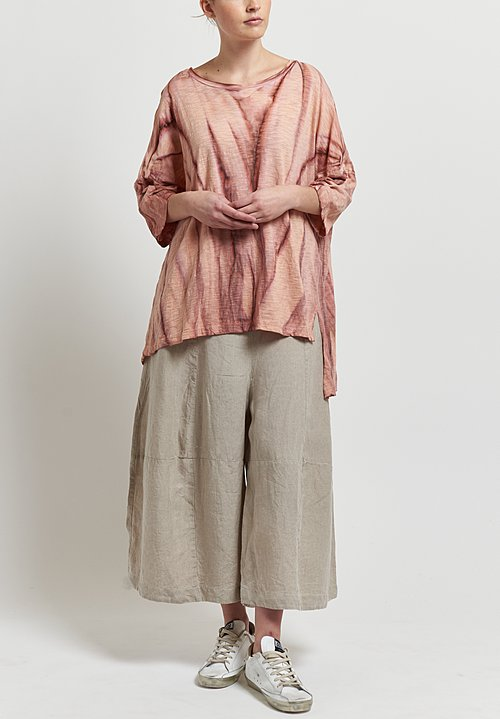 Gilda Midani Super Tee in Marble Mellow Rose