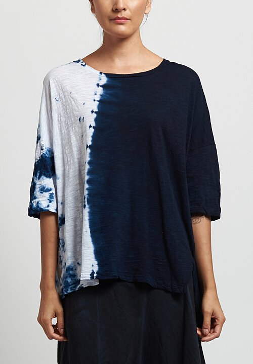 Gilda Midani Super Tee in Blue