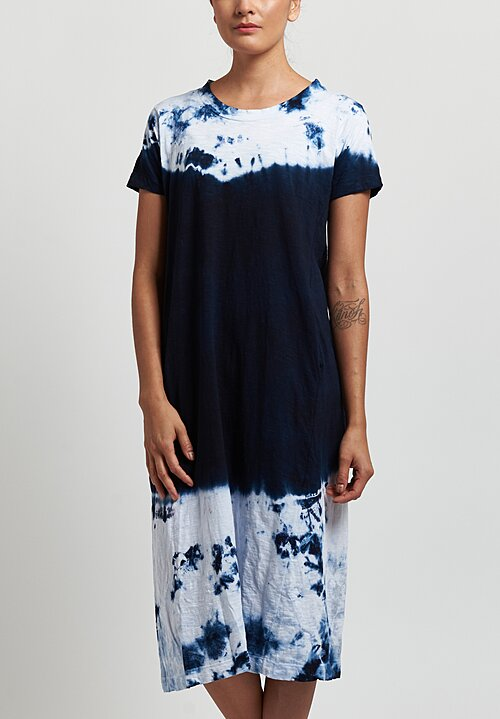 Gilda Midani Maria Dress in Blue