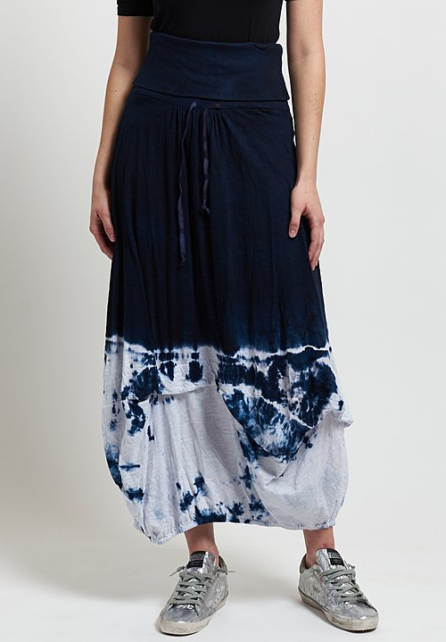Gilda Midani Pattern Dyed Balloon Skirt