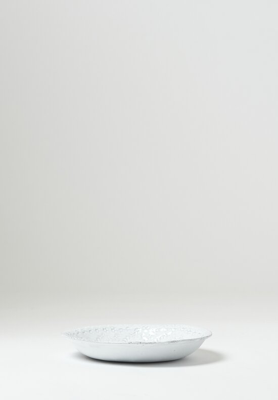 Astier de Villatte Nathalie Soup Bowl in White