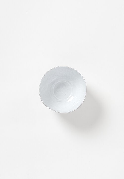 Astier de Villatte Sobre Bowl in White