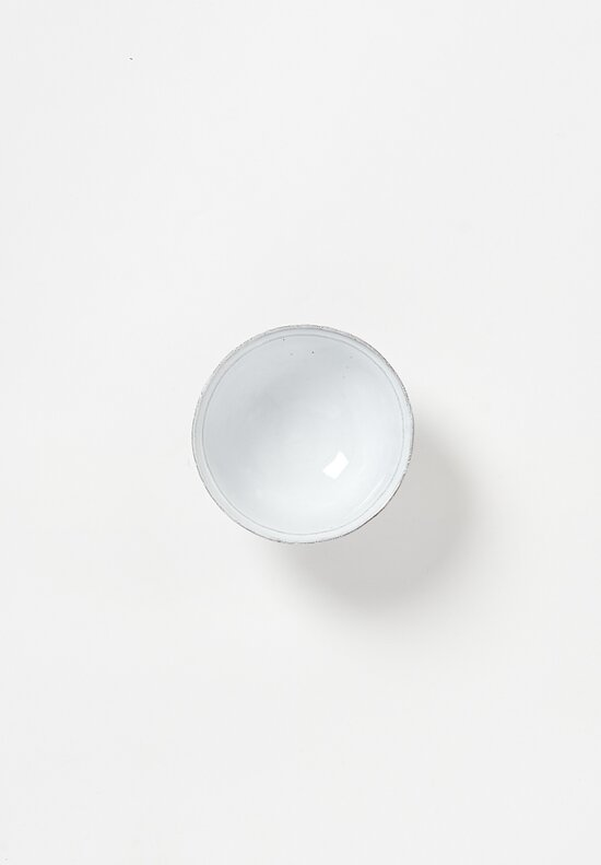 Astier de Villatte Simple Bowl in White