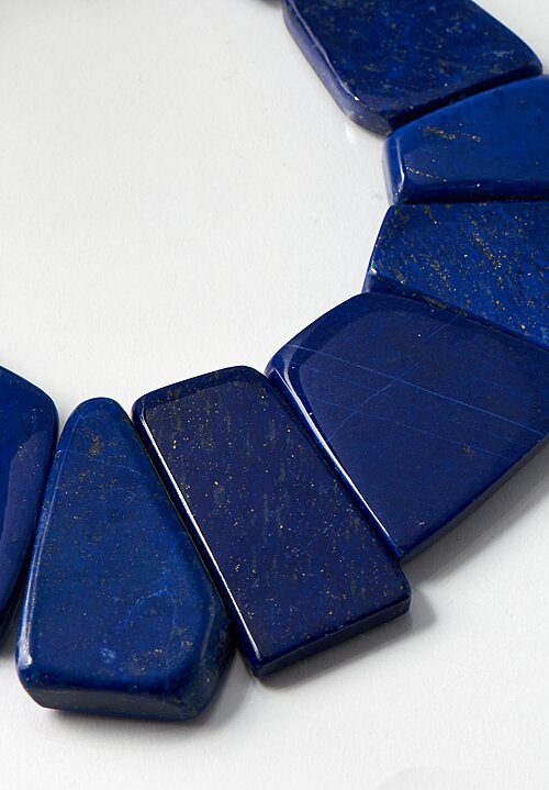 Monies UNIQUE Lapis Necklace