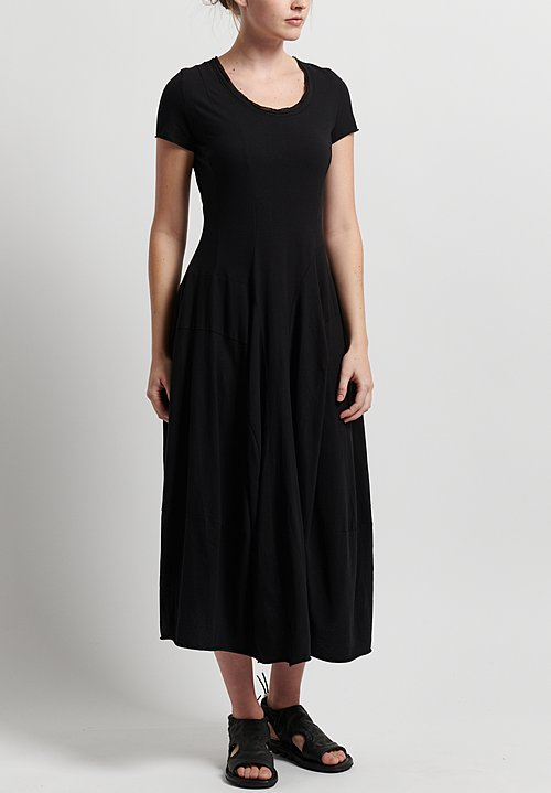 Rundholz Black Label Balloon Dress in Black