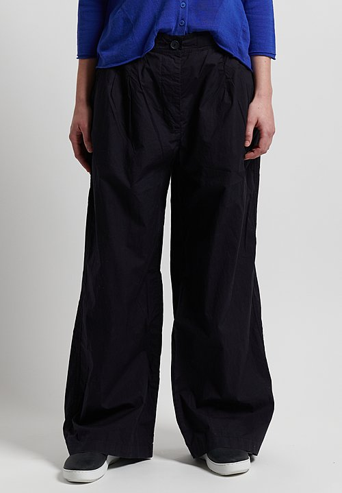 Rundholz Black Label Wide Leg Pants in Martinique