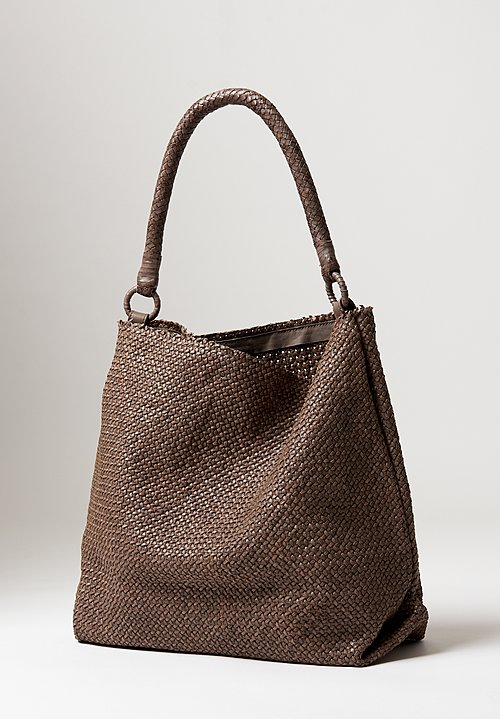 Massimo Palomba Calypso Star Bag in Smoke