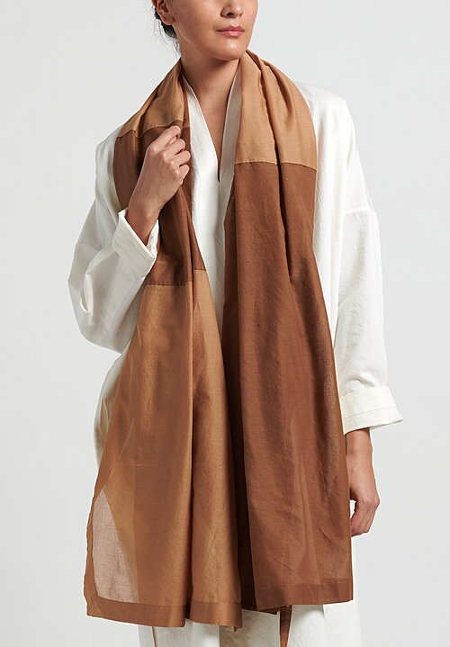 Jan-Jan Van Essche Wrap Scarf in Beige