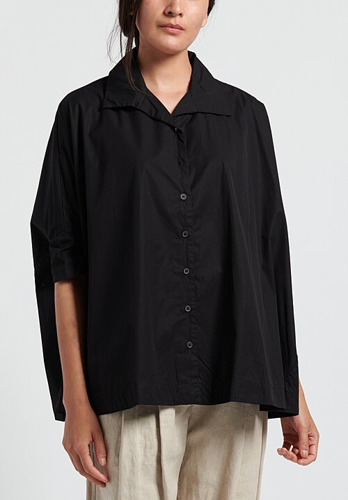 Casey Casey Cotton Oversized Atom Shirt