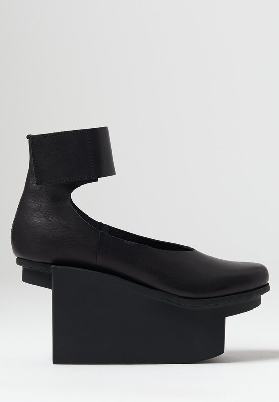 Trippen Lead Shoe in Black