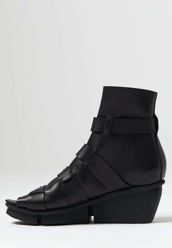 Trippen Florence Shoe in Black