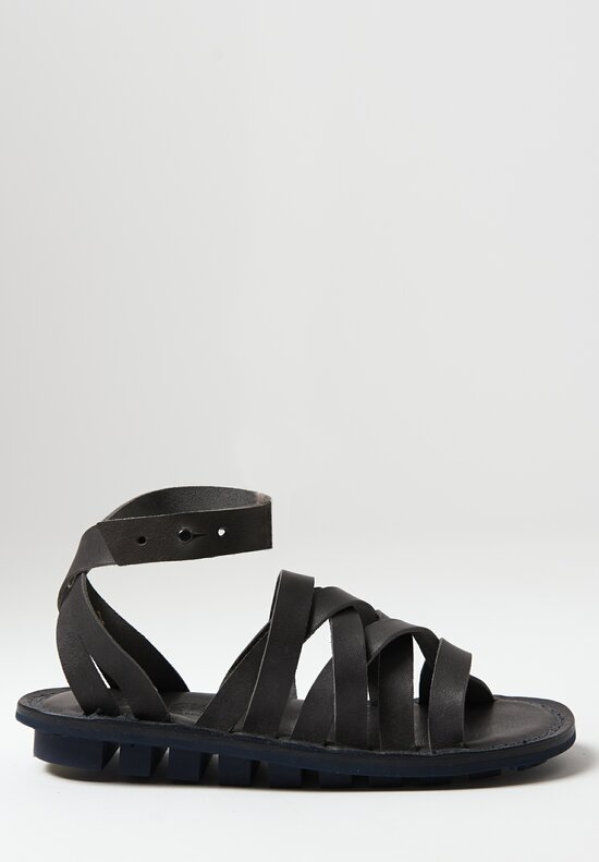 Trippen Nepal Sandal in Shark