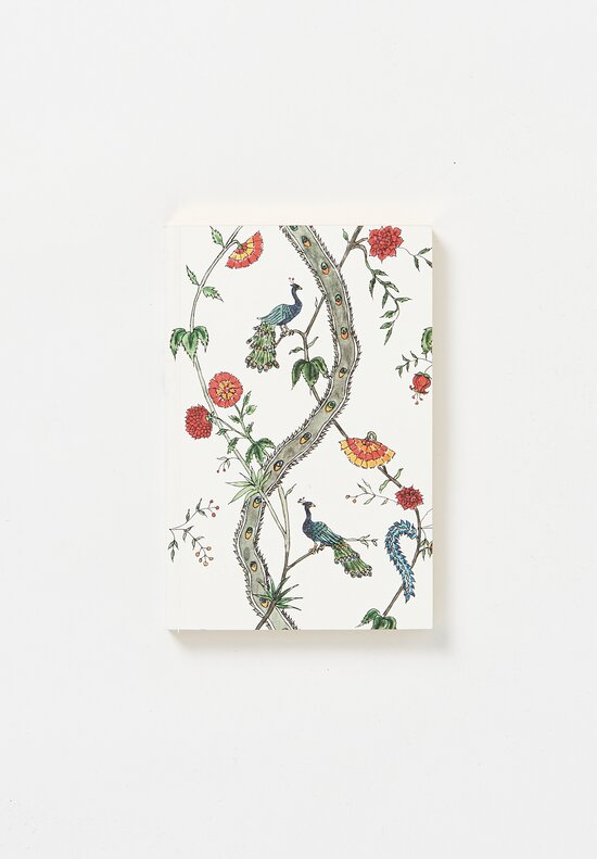 Alix D. Reynis Unlined Notebook in Paon