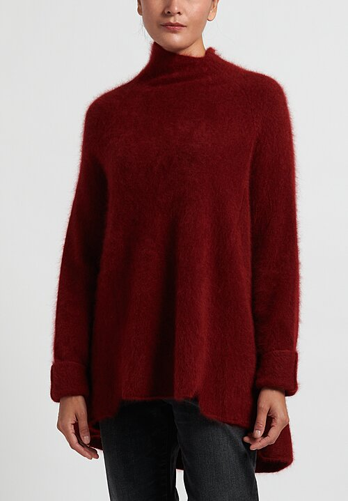 Rundholz Raccon Hair/ Cashmere Knitted Tunic