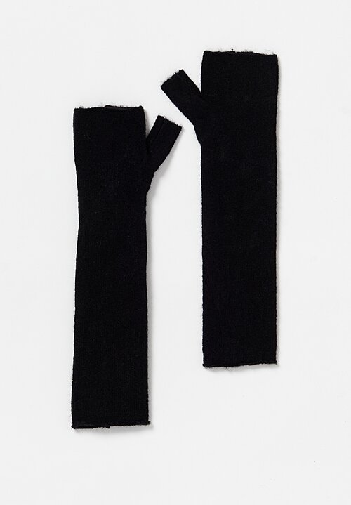 Rundholz Black Label Long Fingerless Gloves
