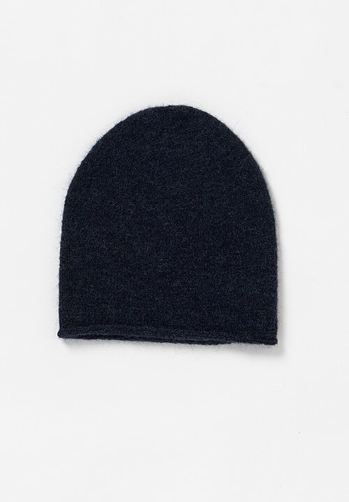 Rundholz Black Label Knitted Cap in Petrol