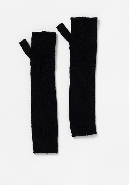 Rundholz Black Label Fingerless Elbow Length Gloves