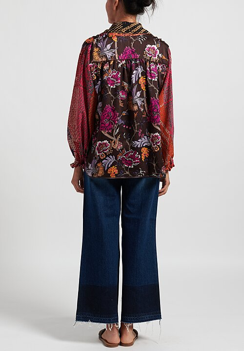 For Restless Sleepers Alfito Blouse