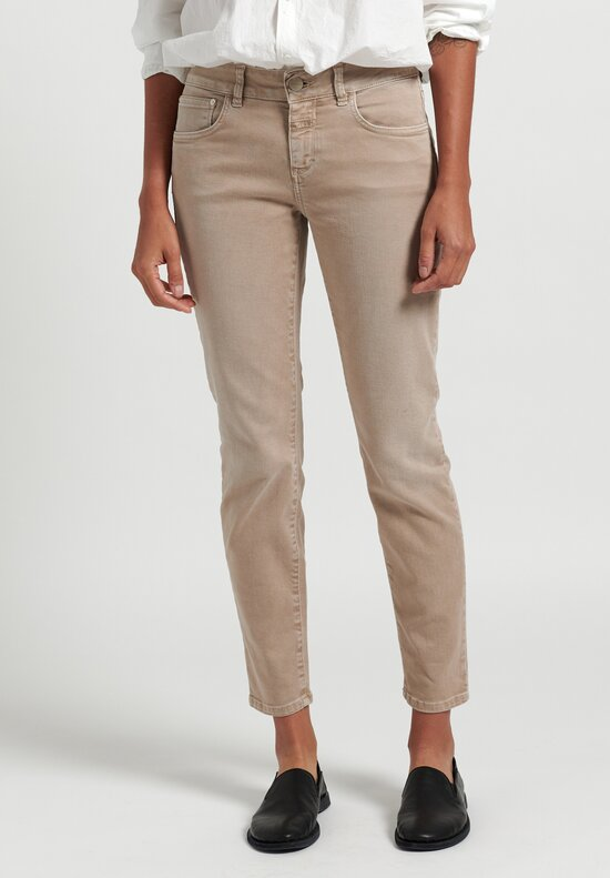 Closed Baker Narrow Jeans in Clay