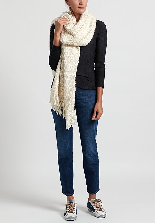 Wehve Cashmere Scarf in Diamond