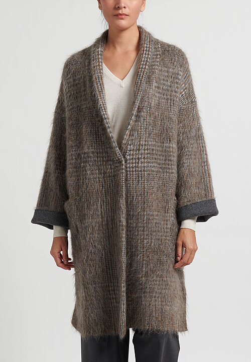 Brunello Cucinelli Wool/ Mohair Jacket