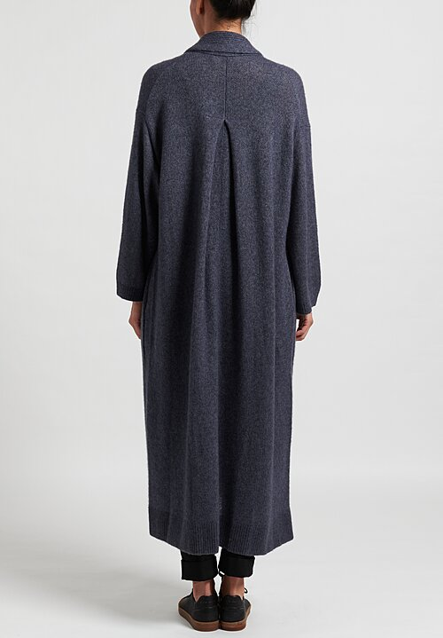 Nells Nelson Cashmere/ Silk Long Cardigan